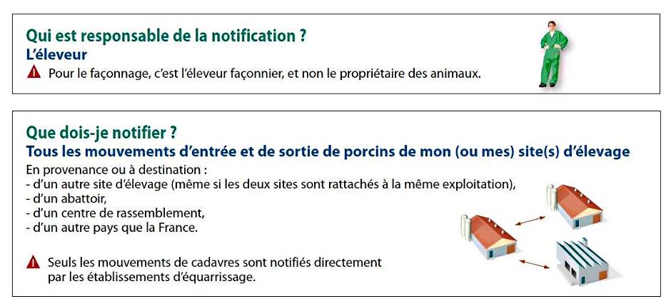 L'habilitation réglementaire de BDPORC